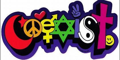 Convivencia entre religiones
