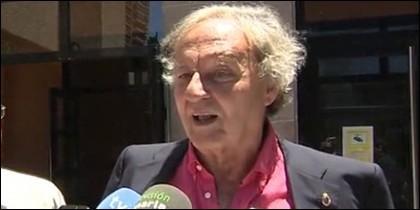 Ángel Isidro Guimerá.