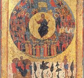 El cielo en la ortodoxia