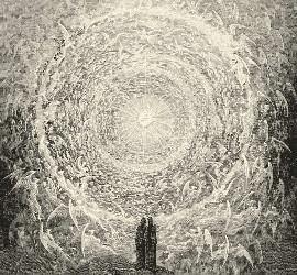 El cielo de Dante