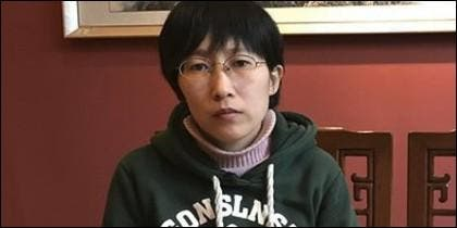 La hermana de Jia Jinglong.