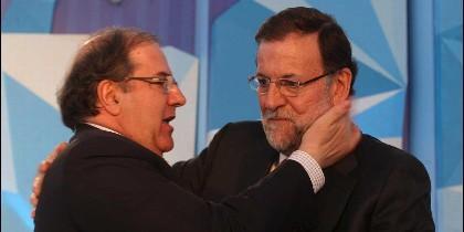 Herrera y Rajoy