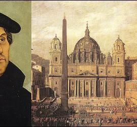 Lutero y Roma