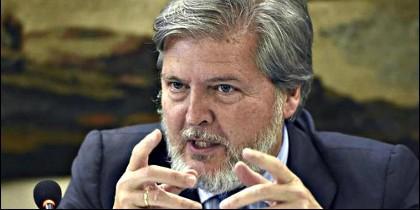 Iñigo Méndez de Vigo, ministro de Educación y portavoz del Gobierno Rajoy.
