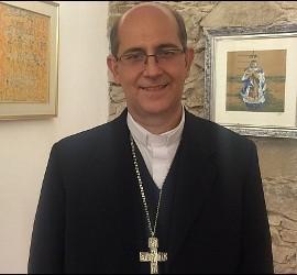 Milton Tróccoli, secretario general de la Conferencia Episcopal de Uruguay