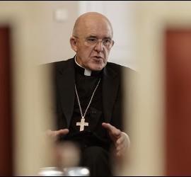 Carlos Osoro, nuevo cardenal