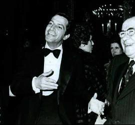 Tarancón, con Carrillo y Suárez