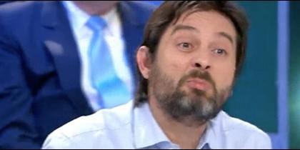 Rafa Mayoral en 'La Sexta Noche'.