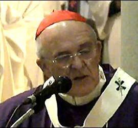 El cardenal Osoro, en la misa de acción de gracias