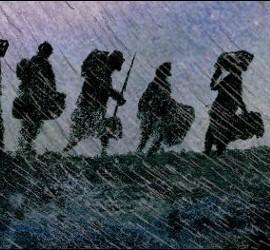 El camino de los refugiados (Edelvives)