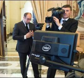 Francisco, con Hawkings