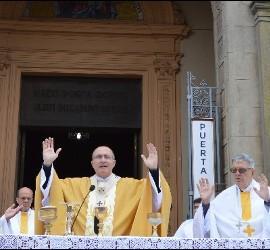 Los obispos uruguayos piden perdón
