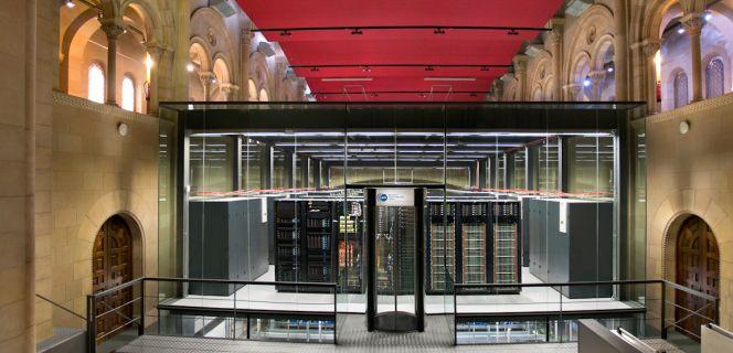 Dispondrá de una capacidad de almacenamiento en disco superior a los 10 petabytes