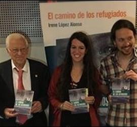 Presentación de 'El camino de los refugiados'