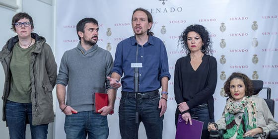 Espinar (2i) e Iglesias (centro).