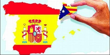 España, Cataluña, separatismo, independentismo, Constitución.