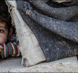 Los niños rezan, y mueren, en Alepo