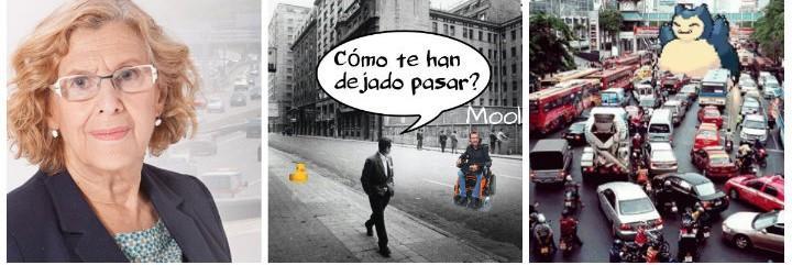 Memes con el follón montado por la alcaldesa.