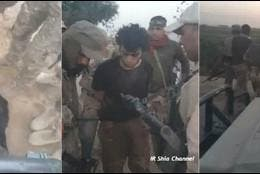 Ejecución terrorista del ISIS
