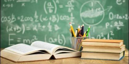 Educacion, escuela, estudios.