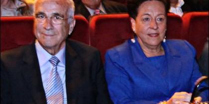 Vicente Sala y Maria del Carmen Martínez.