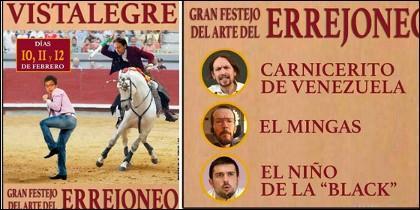 'Meme' con el congreso estatal de Vistalegre.
