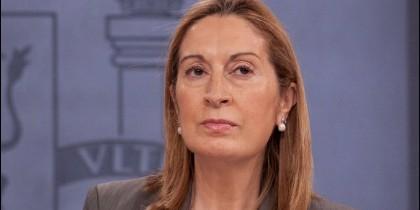 La ex ministra Ana Pastor.