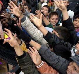 El Papa manda un mensaje al Foro Global sobre migraciones y desarrollo