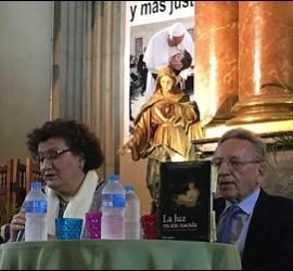 Un momento de la presentación del libro de Lamet