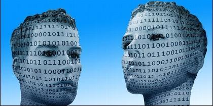 Digital, binario, internet, código, canon, tecnología, ciencia.