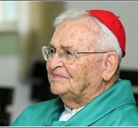 El cardenal Paulo Evaristo Arns