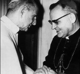 Pablo VI y Arns