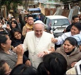 Francisco es un pastor con olor a oveja