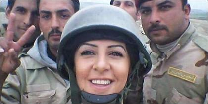 La danesa Palani tiene 23 años y es de origen kurdo.