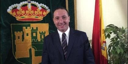 El alcalde de Serranillos del Valle (Madrid), Iván Fernández.