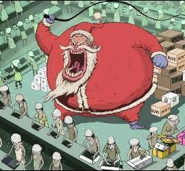 Navidad y capitalismo