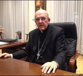 El cardenal Carlos Osoro