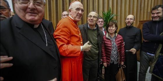 Osoro, ya cardenal