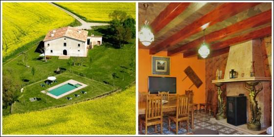 Diez casas rurales con salas de fiesta para celebrar a lo grande la nochevieja periodista digital - Casas rurales grandes ...