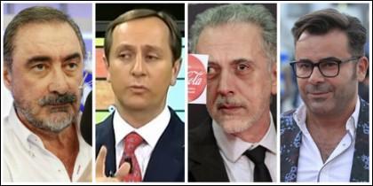 Herrera, Cuesta, Trueba y Vázquez.