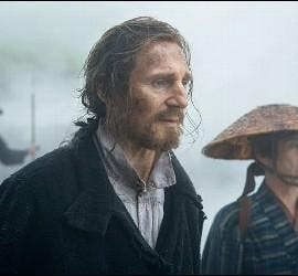 Liam Neeson, en 'Silence'