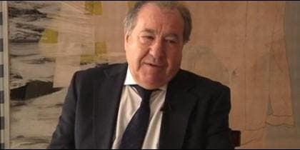El presidente de la empresa Guadarte y vocal de la Cámara de Comercio de Sevilla, Manuel Muñoz Medina.
