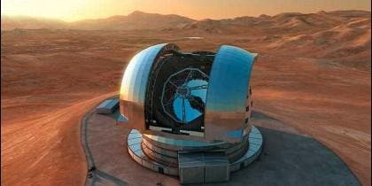Telescopio terrestre