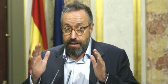 Juan Carlos Girauta (CIUDADANOS).