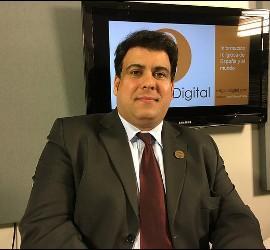 Renato Lima de Oliveira, presidente de la Sociedad de San Vicente de Paúl