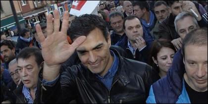 Pedro Sánchez (PSOE).