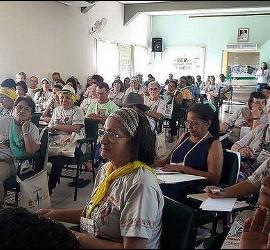 Representantes de las Comunidades de Base en Amazonas
