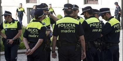 Policía Local Madrid