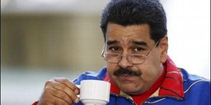 Nicolás Maduro (VENEZUELA).
