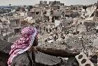 El desastre de Siria